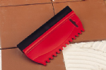Linic UK Made Wall Tile Adhesive Spreader Grouter Tool. S7196